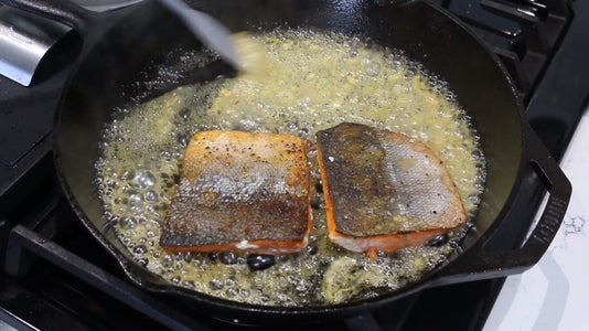 Add Sauce to Skillet