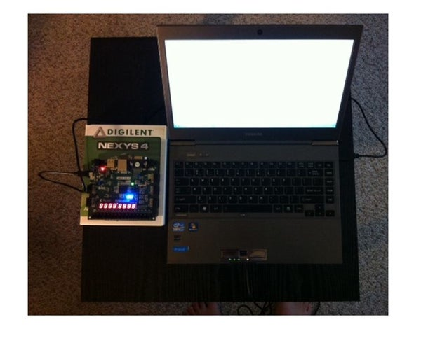 Getting Started With Xilinx Vivado W/ Digilent Nexys 4 FPGA 1 - Build Multiple Inputs AND Logic Gate