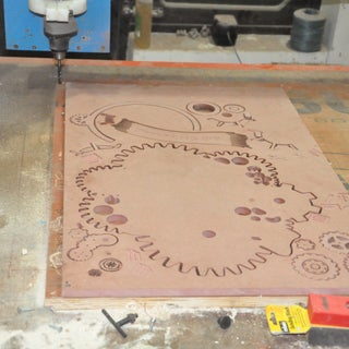 Homemade CNC Router Build