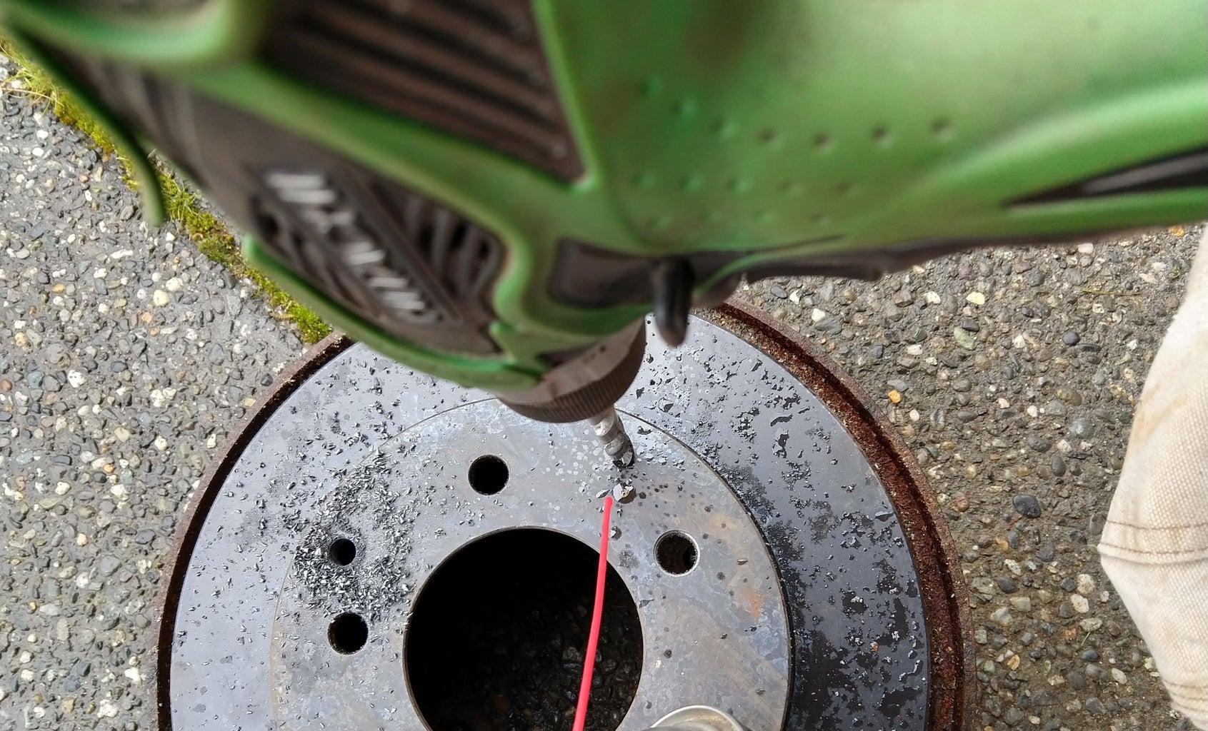 Building the Ash Pan and Air Intake