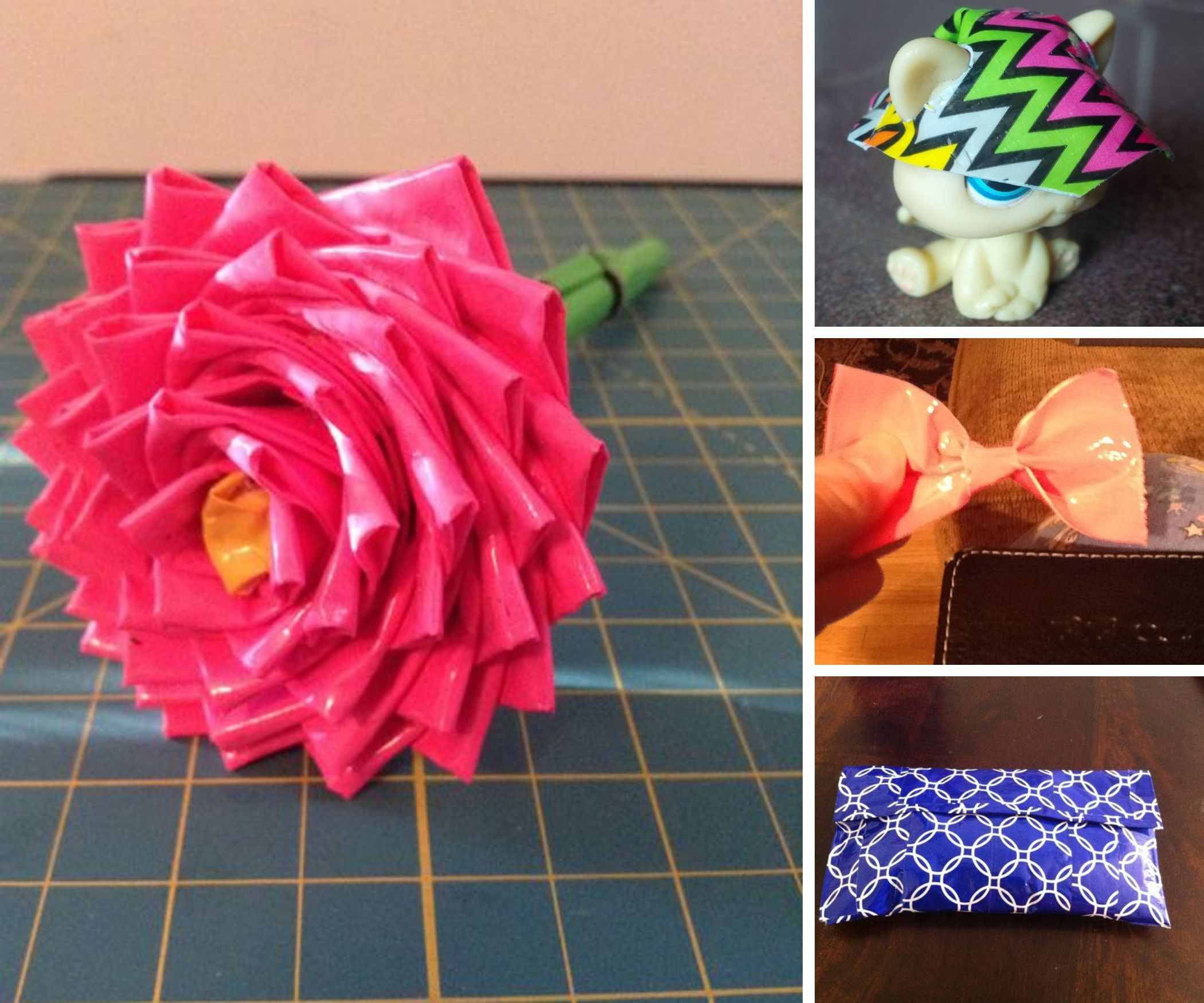 Duct Tape Crafts!