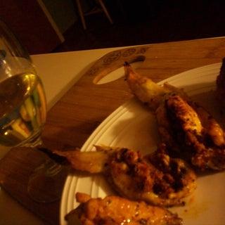 Boneless Stuffed Spicy Chicken Wings