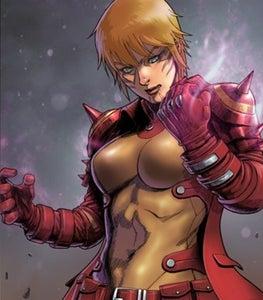 """How to Make a X-Men: """"Rachel Summers/ Phoenix"""" Costume"""