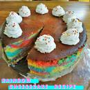 Rainbow Cheesecake Recipe
