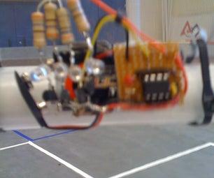 DIY Hitechnic IR Beacon