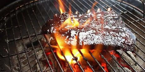烧烤和烧烤